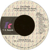 Let's Dance (People All Over The World) - George McCrae