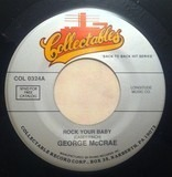 Rock Your Baby / I Get Lifted - George McCrae