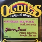 Rock Your Baby / people like you, people like me - George McCrae / Glitter Band