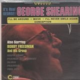 It's Real George - George Shearing / The Bob Freedman Orchestra