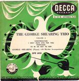 The George Shearing Trio - Vol. 2 - George Shearing Trio