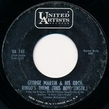 Ringo's Theme (This Boy) - George Martin And His Orchestra