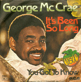 It's Been So Long - George McCrae