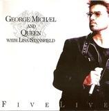 Five Live - George Michael,Queen