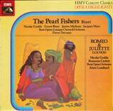 The Pearl Fishers / Roméo & Juliette - Georges Bizet - Chœurs Du Théâtre National De L'Opéra Comique & Orchestre Du Théâtre National De L'