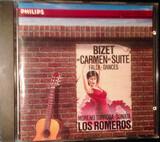 """Bizet """"Carmen"""" Suite / Falla Dances - Bizet / Chapí /l De Falla /Torroba / Los Romeros"""