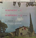 Symphony in C / Symphony In G Minor - Bizet