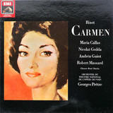 Carmen,, Callas, Gedda, Guiot, Massard, Paris, Pretre - Bizet (Callas)