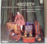 Jeux d'enfants / Symphonie no.1 / La jolie fille de Perth - Georges Bizet , Roberto Benzi