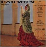 Carmen Highlights (Hoogtepunten) - Georges Bizet , Victoria De Los Angeles , Nicolai Gedda , Janine Micheau , Ernest Blanc , Sir Thoma