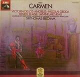 Carmen - Grosser Querschnitt In Französischer Sprache - Bizet / Victoria De Los Angeles , Nicolai Gedda , Ernest Blanc a.o.