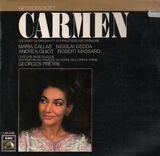 Carmen - Grosser Querschnitt In Französischer Sprache (Pretre) - Bizet