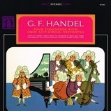 Four Concertos With Oboe And String Orchestra (Anthony Bernard) - Händel