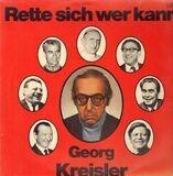 Rette sich wer kann - Georg Kreisler