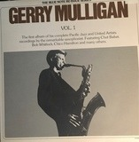 Vol.1 - Gerry Mulligan