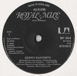 Royal Mile - Gerry Rafferty