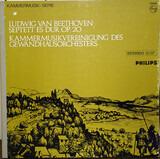 Septett Es-dur Op. 20 - Gewandhaus-Kammermusikvereinigung , Ludwig van Beethoven