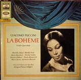 La Bohéme (Grosser Querschnitt) - Giacomo Puccini - Coro Del Teatro Dell'Opera Di Roma Und Orchestra Del Teatro Dell'Opera Di Roma ,
