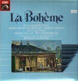 La Boheme - Grosser Querschnitt - Giacomo Puccini / Ruth-Margret Pütz , Anneliese Rothenberger , Marcel Cordes , Gottlob Frick , Geor
