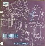Die Boheme (Ein Querschnitt) - Giacomo Puccini