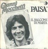 Paisà / Il Balcone Di Marta - Gianni Mocchetti