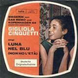 Luna Nel Blu (Non Ho L'Età) / Con Amore - Gigliola Cinquetti