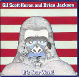 Gil Scott-Heron and Brian Jackson