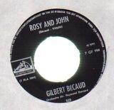 Rosy And John / L'Orange - Gilbert Becaud