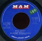 Ooh Baby - Gilbert O'Sullivan