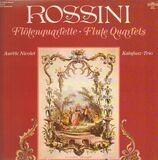 Flötenquartette - Flute Quartets - Gioacchino Rossini , Kalafusz-Trio , Aurèle Nicolet