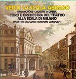 Opernchöre · Opera Choruses · Choeurs D'Opera - Giuseppe Verdi · Coro Del Teatro Alla Scala · Claudio Abbado