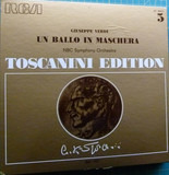 Un Ballo In Maschera / Arturo Toscanini - Giuseppe Verdi