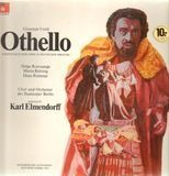 OTHELLO - Giuseppe Verdi , Karl Elmendorff