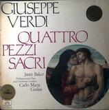 Four Sacred Pieces (Quattro Pezzi Sacri) - Giuseppe Verdi , Philharmonia Orchestra , Philharmonia Chorus , Carlo Maria Giulini