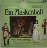 Ein Maskenball ,, Rudolf Schock, Heinrich Hollreiser - Giuseppe Verdi