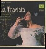 La Traviata - Verdi / Montserrat Caballé , Carlo Bergonzi , Sherrill Milnes , Georges Prêtre