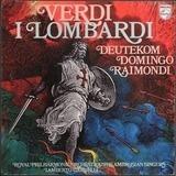 I Lombardii - Giuseppe Verdi/ Royal Philharmonic Orch., L. Gardelli, P. Domingo, R. Raimondi