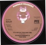 It's A Better Than Good Time - Gladys Knight And The Pips