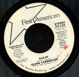 "Sailin' / (Trying To Get"" Close To You - Glenn Yarbrough"