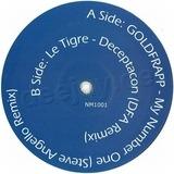 My Number One / Deceptacon - Goldfrapp / Le Tigre