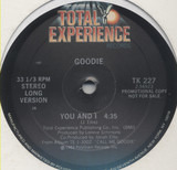 You And I - Goodie