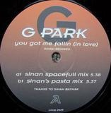 You Got Me Fallin (In Love) (Sinan Remixes) - G-Park