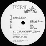 All The Machines - Grace Slick
