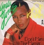 On Your Knees - Grace Jones