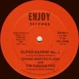 Super Rappin No. 2 - Grandmaster Flash & The Furious Five
