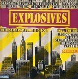 Explosives - The Best of Rap, Funk & Disco - Grandmaster Flash & the Furious Five, Whodini, T. Ski Valley