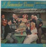 I remember Vienna - Greta Keller, Peter Heinz Kersten...