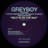 Help Is On The Way - Greyboy