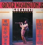 Greatest Performances - Grover Washington Jr