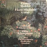 Symphony No. 4 G-dur - Gustav Mahler , Otto Klemperer , Elisabeth Schwarzkopf , The London Philharmonic Orchestra